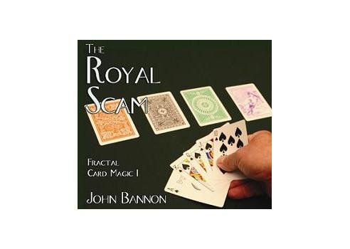 THE ROYAL SCAM - JOHN BANNON