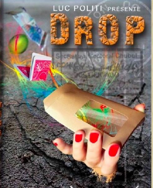 DROP (DVD + GIMMICK)