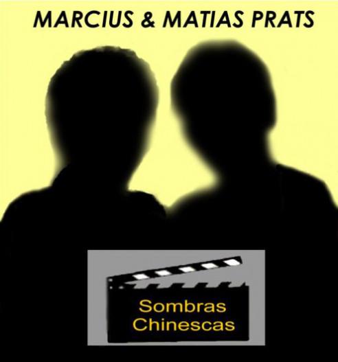 DVD SOMBRAS - MARCIUS