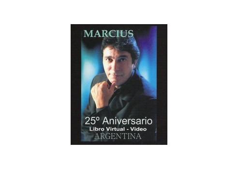25 ANIVERSARIO - DVD - MARCIUS
