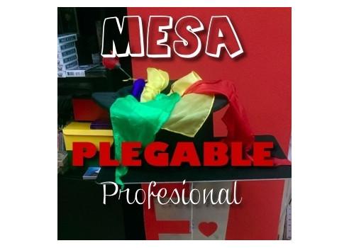 MESA PLEGABLE PROFESIONAL - ALUMINIO