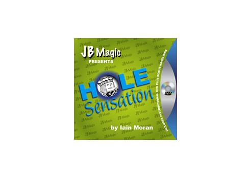 HOLE SENSATION - CARTAS + DVD