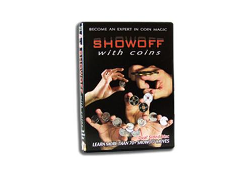 SHOWOFF CON MONEDAS - 2 DVD