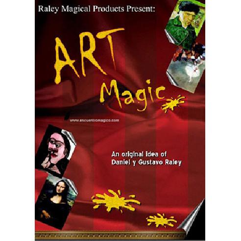 ART MAGIC + DVD
