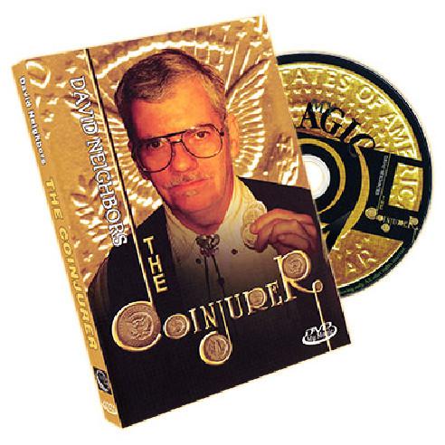 THE COINJURER - DAVID NEIGHBORS DVD
