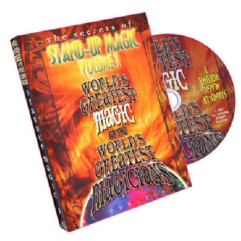 STAND-UP MAGIC DVD 1
