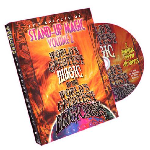 STAND-UP MAGIC DVD 2