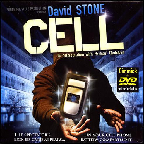 CELL - CARTA EN MOVIL + DVD