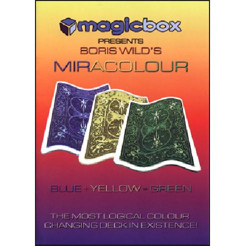 MIRACOLOR - BORIS WILD