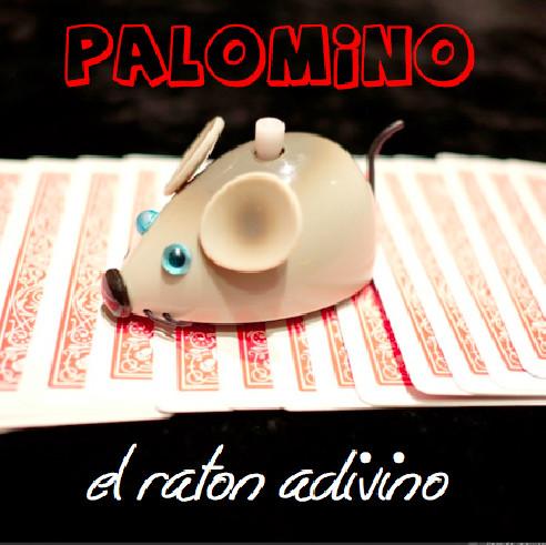 PALOMINO - EL RATÓN ADIVINO