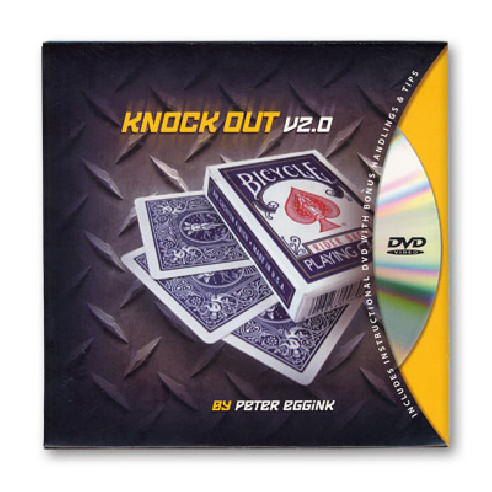 KNOCK OUT 2.0 DVD(Incluye Cartas) -...