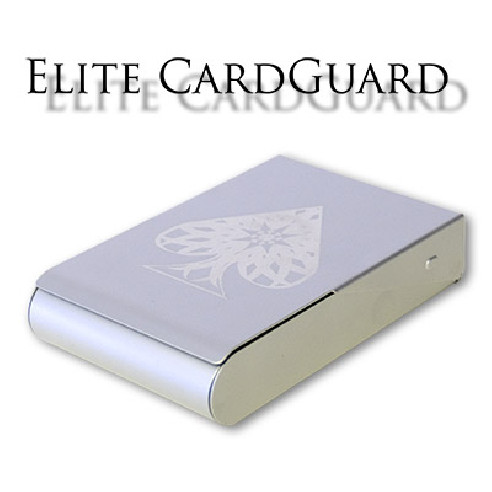 ELITE CARD GUARD - SILVER EDITION