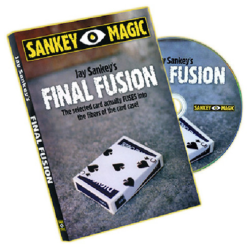 FUSION FINAL , MATERIAL + DVD - JAY...