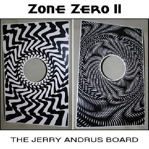 ZONA ZERO II BY JERRY ANDRUS