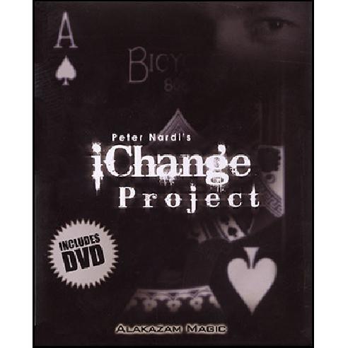 ICHANGE PROJECT (GIMMICKS + DVD)