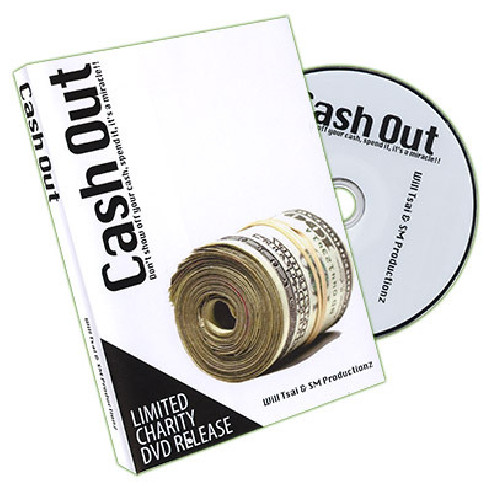 CASH OUT - DVD