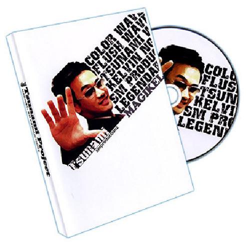 PROYECTO TSUNAMI - DVD  + GIMMICKS
