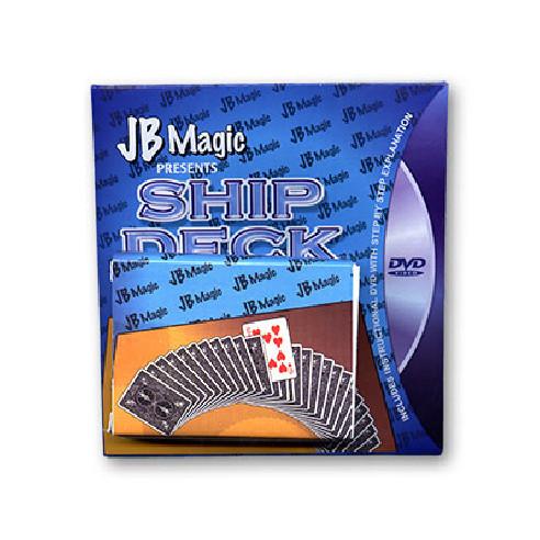 BARAJA SHIP + DVD