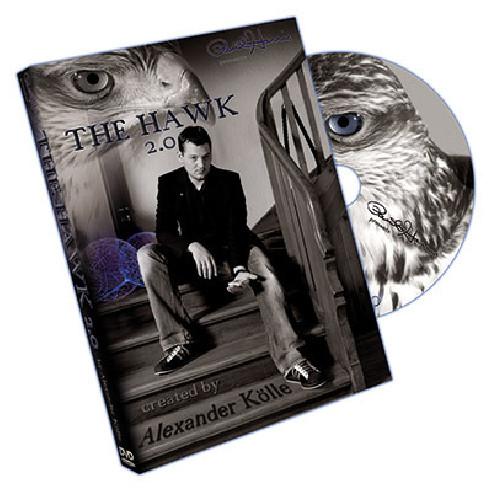 THE HAWK 2.0 - DVD + GIMMICKS (PAUL...