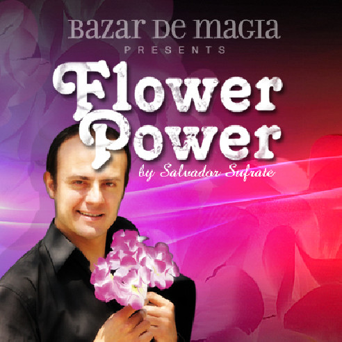 FLOWER POWER (DVD + GIMMICK)