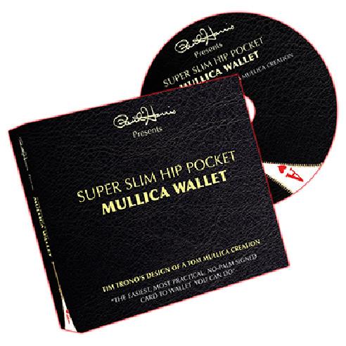 SUPER SLIM HIP POCKET MULLICA + DVD (...