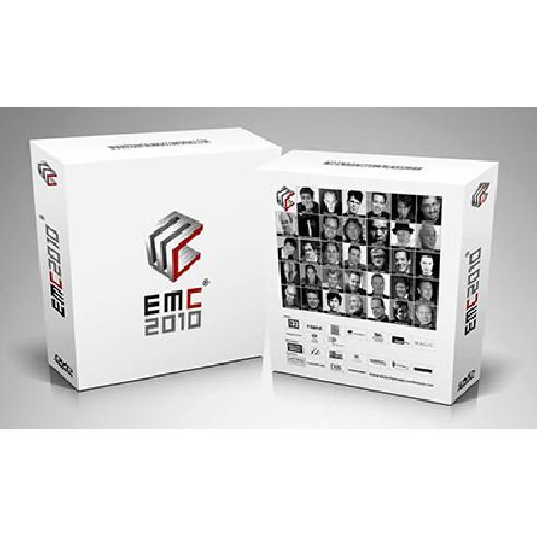EMC 2010 (8 DVD) - LUIS DE MATOS