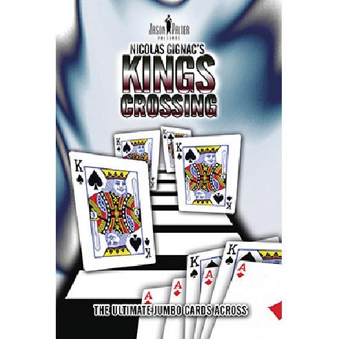KINGS CROSSING (CARTAS + GIMMICK +...
