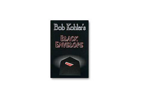 BLACK ENVELOPE - BOB KOHLER (DVD +...