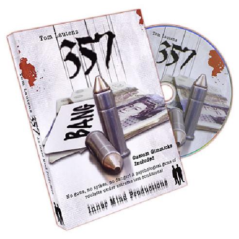 357 (DVD + MATERIALES)