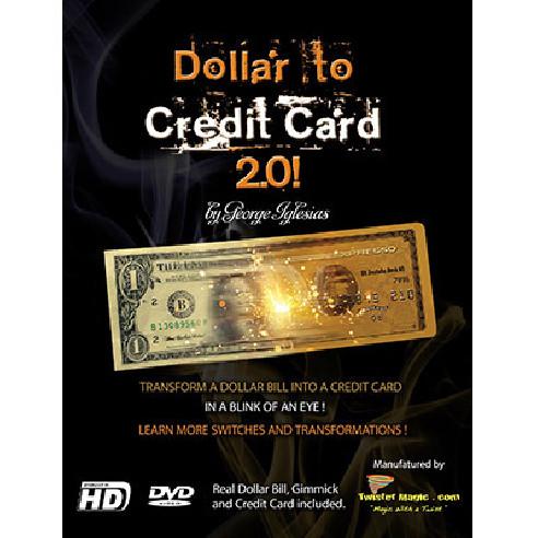 DOLAR A TARJETA DE CRÉDITO 2.0 + DVD