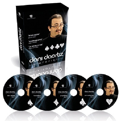 UTOPIA (4 DVD) - DANI DAORTIZ