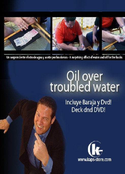 OIL OVER TROUBLED WATER - CHRISTIAN +...