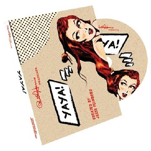 YAYA (DVD + GIMMICKS) - PAUL HARRIS