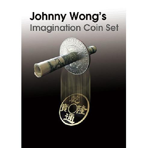 IMAGINATIUM COINS (DVD + MONEDAS)