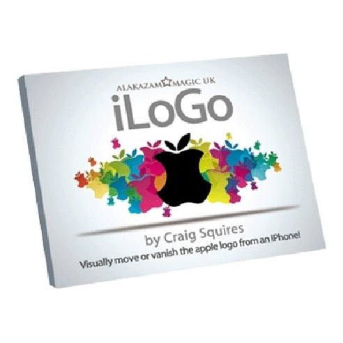 iLOGO (DVD + GIMMICK) - COLOR NEGRO