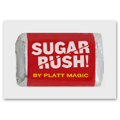 SUGAR RUSH (DVD + GIMMICKS)