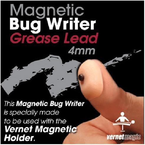 BUG WRITER MAGNÉTICO 4mm, UÑIL