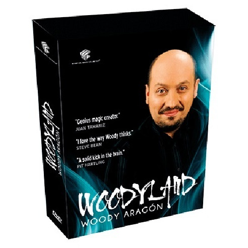 WOODYLAND (4 DVD) - WOODY ARAGON