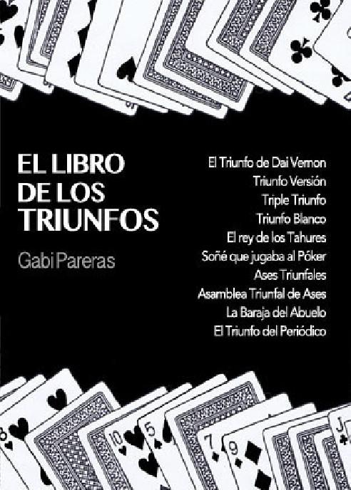 EL LIBRO DE LOS TRIUNFOS - GABI PARERAS
