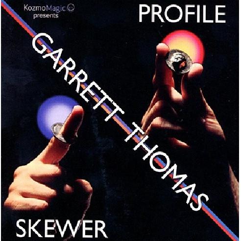 PROFILE SKEWER (DVD + GIMMICKS) -...