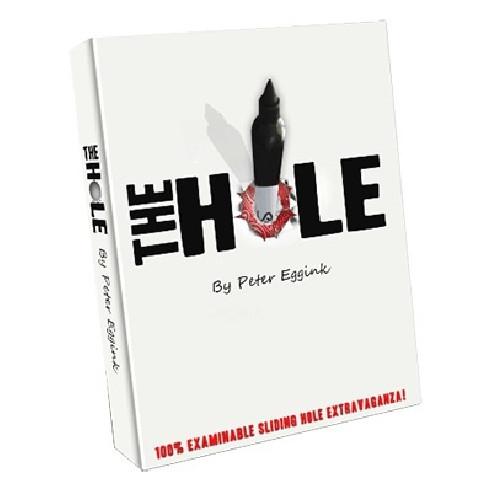 THE HOLE (DVD + GIMMICK) - PETER EGINNK