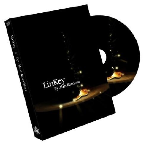 LINKEY (DVD + GIMMICKS)