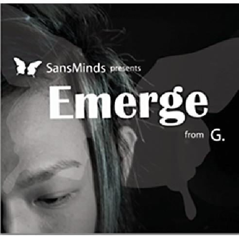 EMERGE (DVD + GIMMICK)