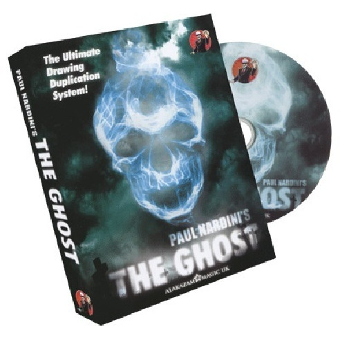 THE GHOST (DVD + GIMMICK)