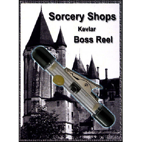 I-BOSS (KEVLAR) - SORCERY MANUFACTURING