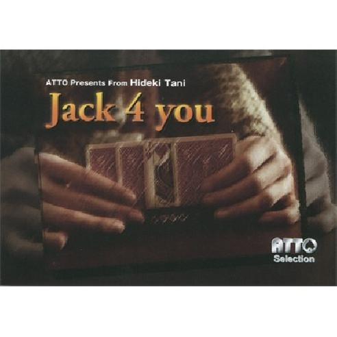 JACK 4 YOU - MASUDA
