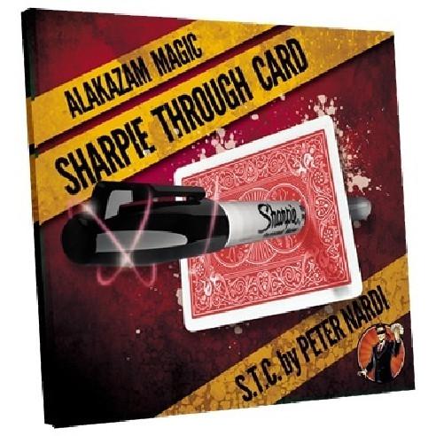 SHARPIE A TRAVÉS DE LA CARTA (DVD +...