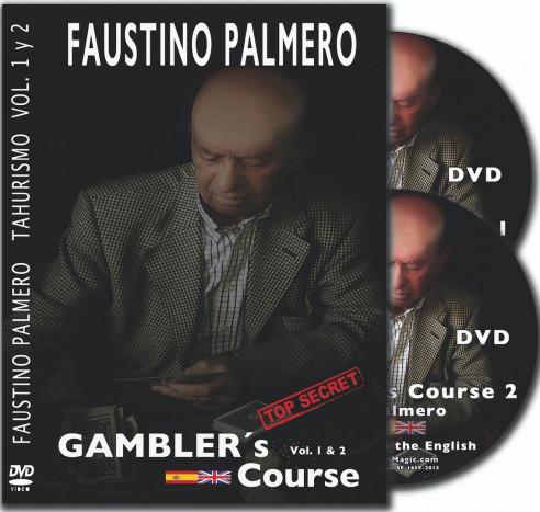 GAMBLER - FAUSTINO PALMERO (2 DVD)