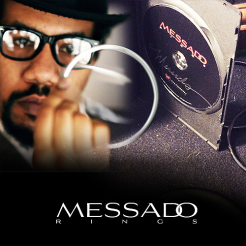 DVD MESSADO RINGS