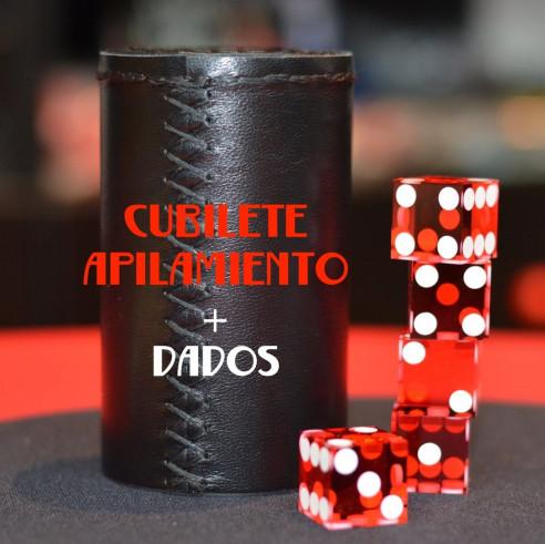 CUBILETE APILAMIENTO + DADOS